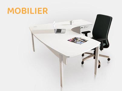 Mobilier de bureau neuf et d'occasion reconditionné
