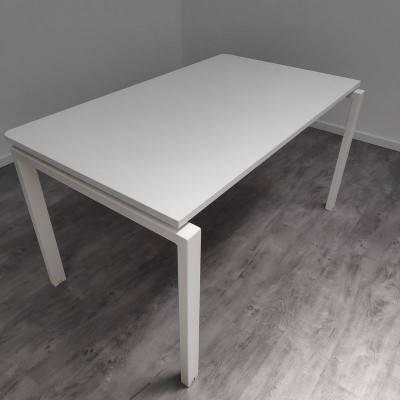 Majencia L140 Blanc + cloison