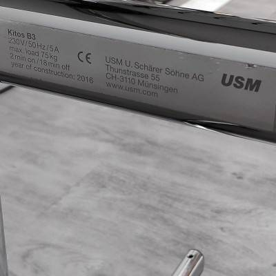 USM Kitos électrique L180 Blanc