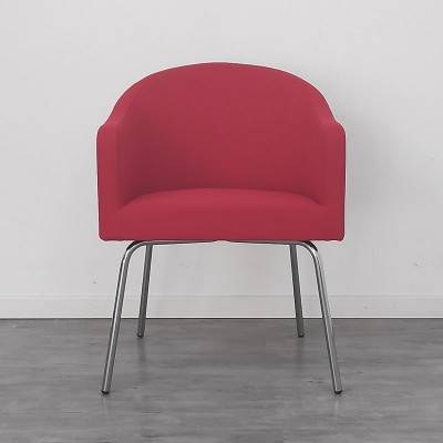 Chaise lounge Luna Rouge