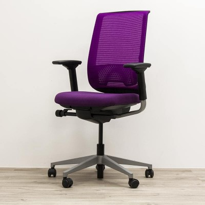Steelcase Reply Air Violet