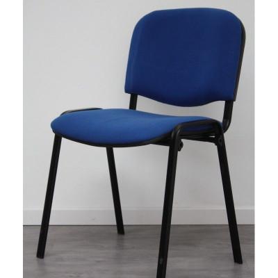 Chaise 4 pieds Bleu