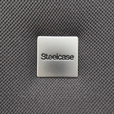 Steelcase Please 2 Poivre têtière