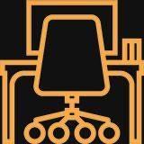 bureau et table logo Loire Eco Distribution