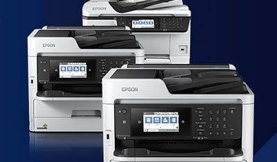 Imprimantes neuves et de seconde main reconditionnées