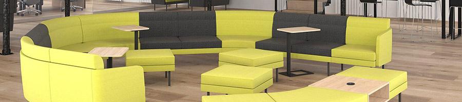 Mobiliers neufs et d'occasion reconditionnés pour espace détente