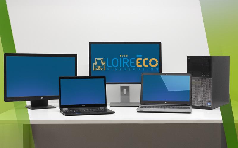 Matériel informatique d'occasion reconditionné sur Angers