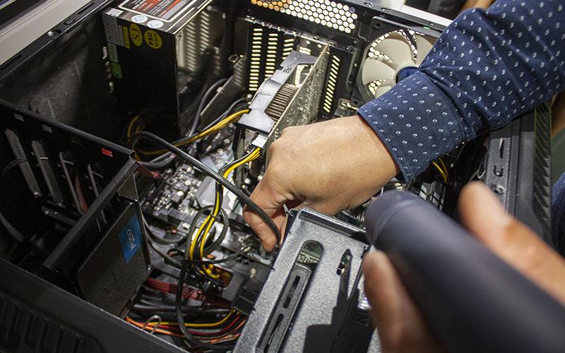réparation de matériel informatique sur Angers
